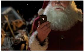 santa-claus-iphone
