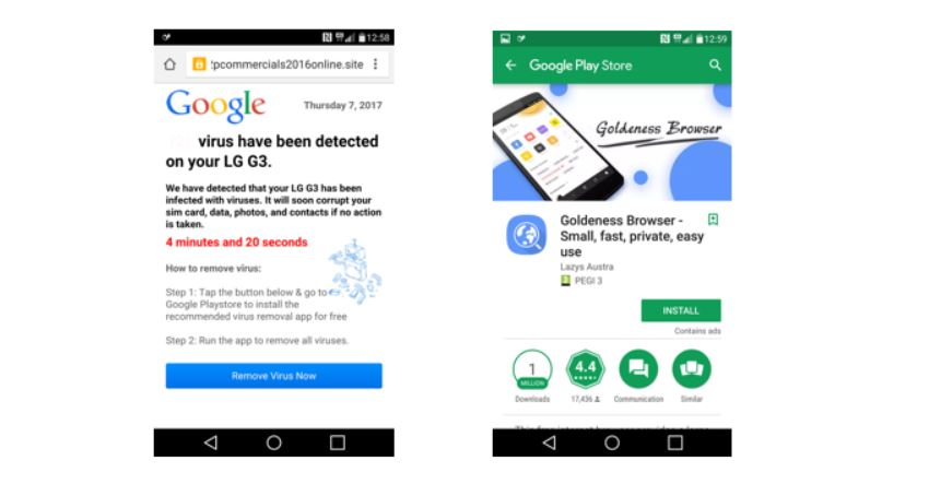 Google removes 60+ fake game apps displaying porn ads from Google Play