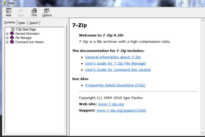 Command Line Zip Command For 7zip