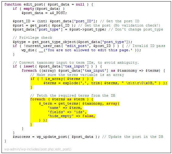 Finding Vulnerabilities in Core WordPress: A Bug Hunter's Trilogy