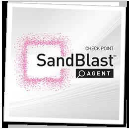 Introducing Check Point SandBlast Agent