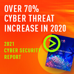 Cyber Security Report 2021 promo