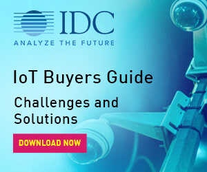 IDC IoT Buyer's Guide